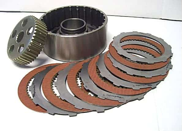 Powerglide Transmission 8 clutch Pack Direct Drum High Gear Alto NEW DRUM